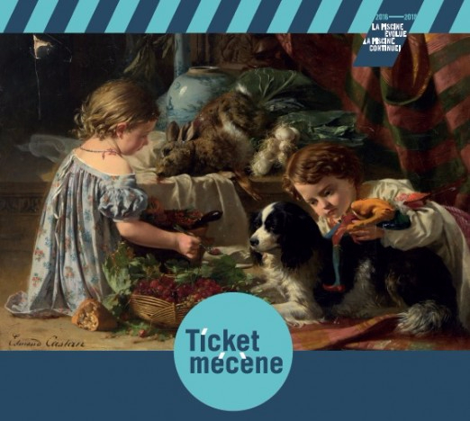 Don Ticket Mécène